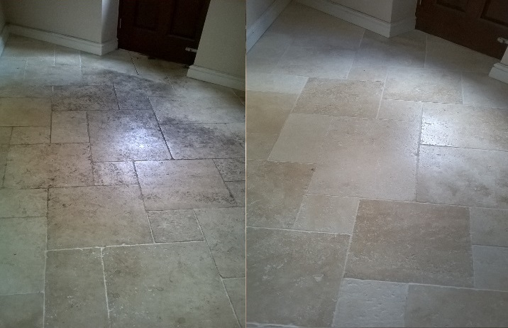 Travertine_floor_cleaning_in_Leicestershire_1