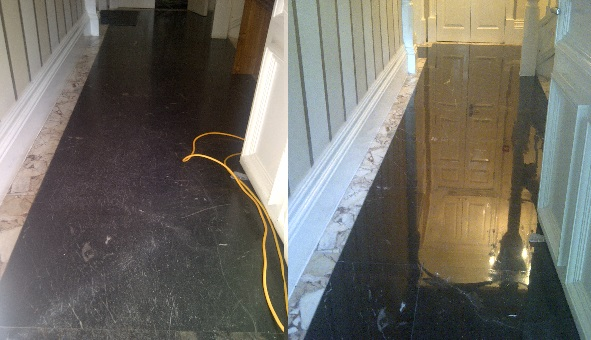 Marble floor polishing Nottingham Warwickshire Lincolnshire Leicestershire Staffordshire
