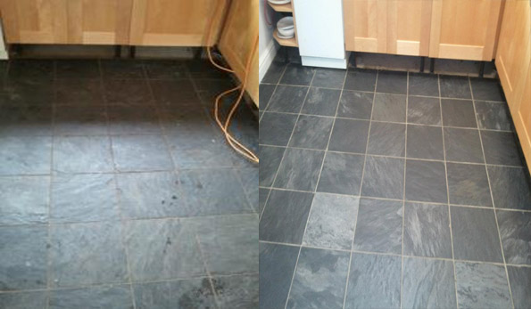 slate floor cleaning Nottingham Derbyshire Leicestershire South yorkshire